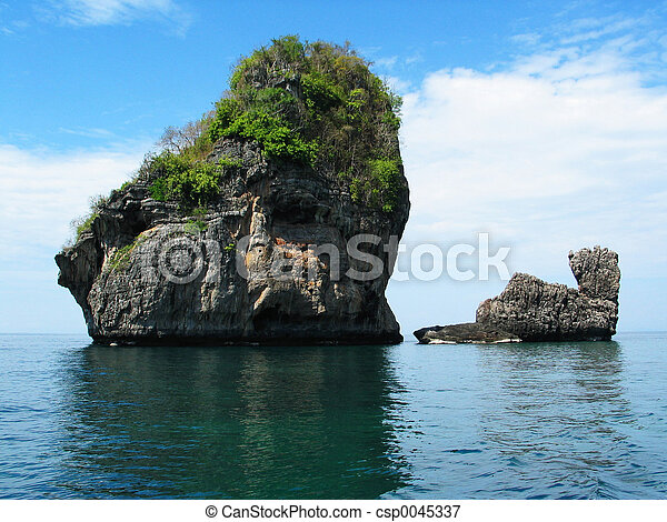 Rock Formation - csp0045337