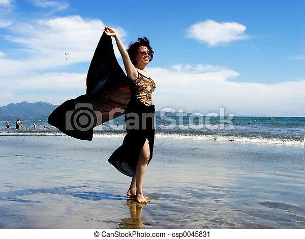 Sea breeze - csp0045831