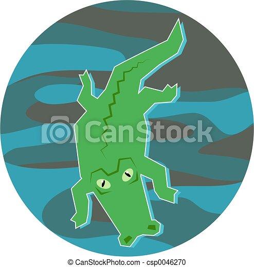 Alligator - csp0046270