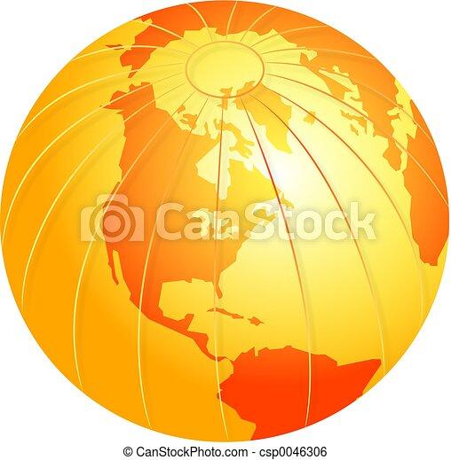 Golden Globe - csp0046306