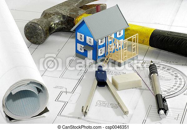 Home Renovation - csp0046351