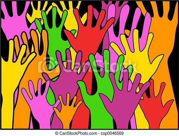 Hands - csp0046569