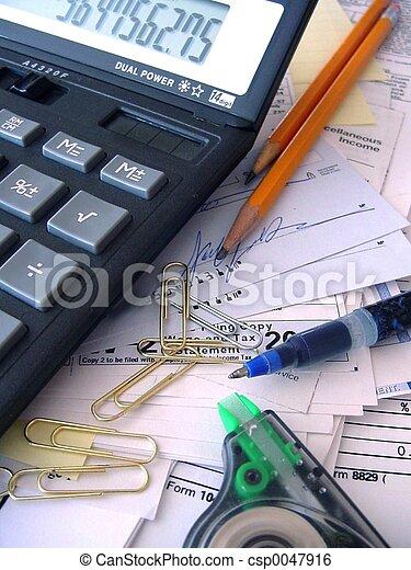 Accounting Mess - csp0047916