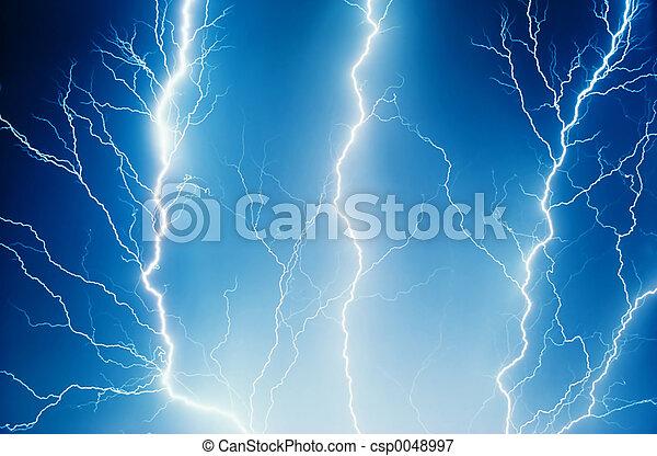 A Thunder..