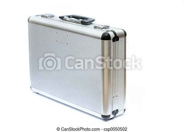 Metal Briefcase II - csp0050502