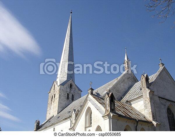教堂 - csp0050685