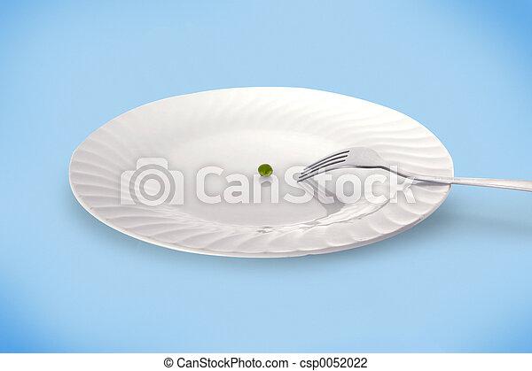 Lonely pea - csp0052022