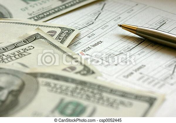Stock profit - csp0052445