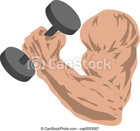 Strong arm - csp0053587
