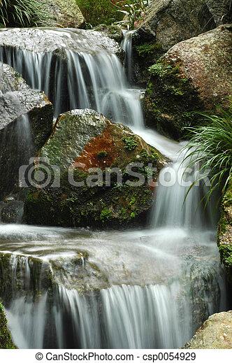 waterfall I - csp0054929