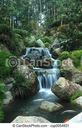 waterfall III - csp0054931