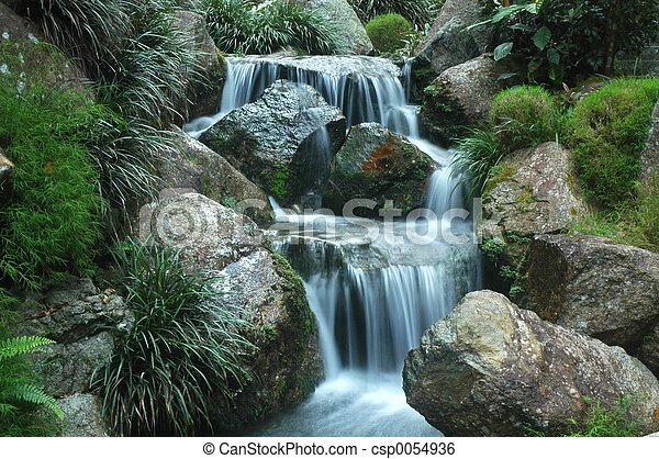 waterfall II - csp0054936
