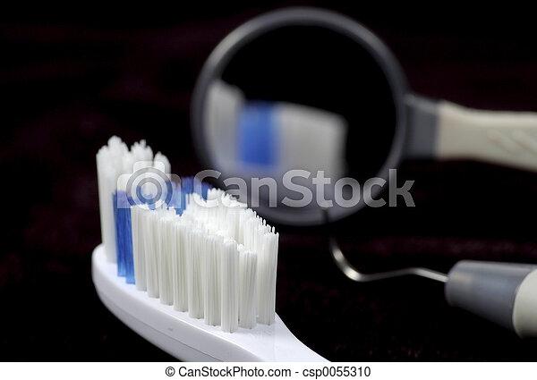 dentaire, soin - csp0055310