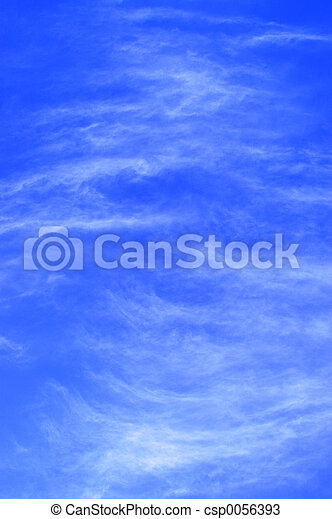 wave like clouds - csp0056393
