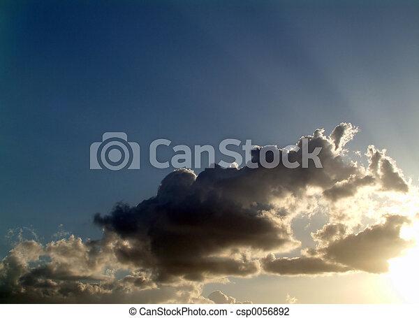 天空 - csp0056892