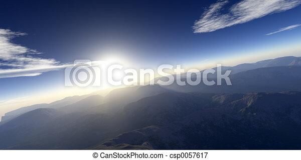 Flying high - csp0057617