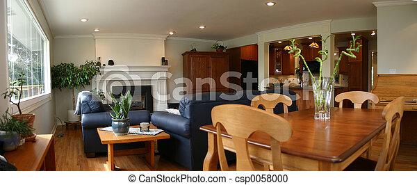 Contemporary Room - csp0058000