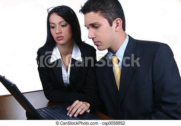 business team II - csp0058852