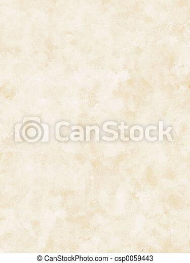 Papier, pergament - csp0059443