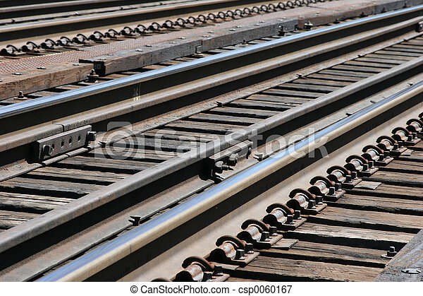 Train Tracks - csp0060167