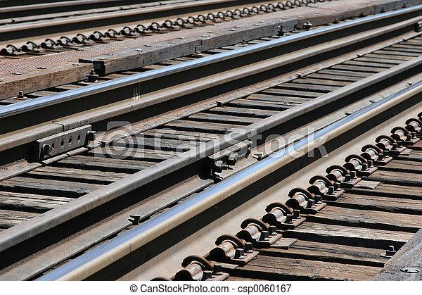 Train Tracks - csp0060167