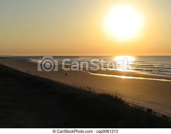 Tranquil Sunrise - csp0061213
