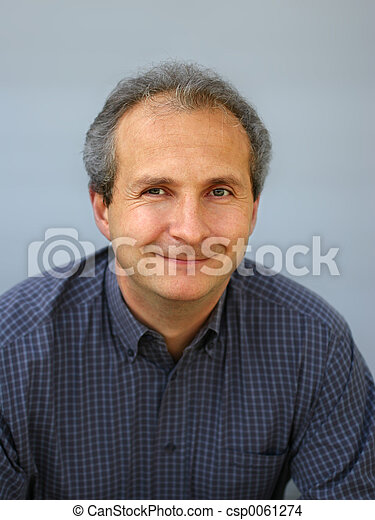 Happy businessman - csp0061274