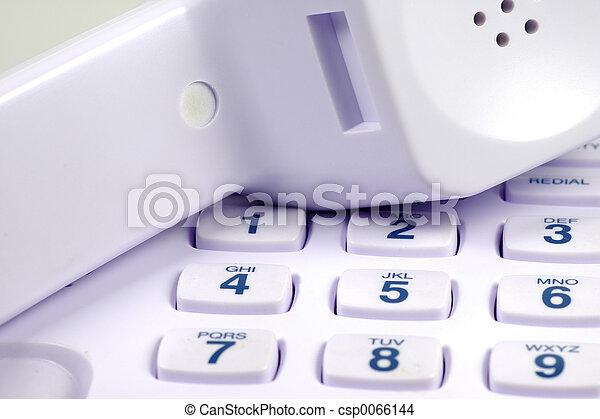 Telephone - csp0066144