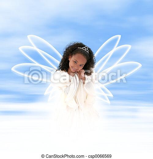 Magestic Angel - csp0066569