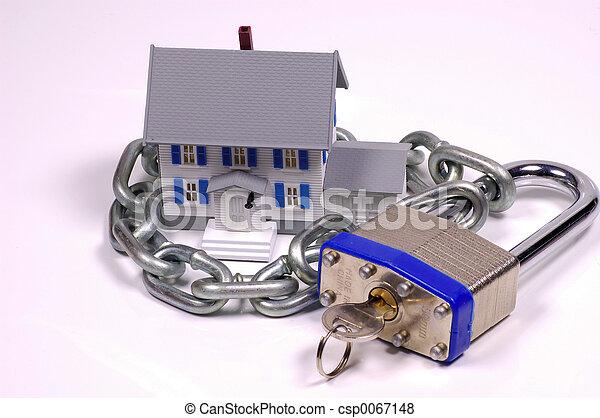 家, セキュリティー - csp0067148