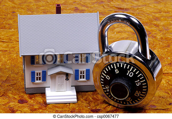 Home Security - csp0067477