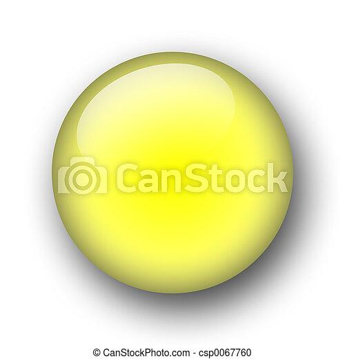 yellow orb - csp0067760