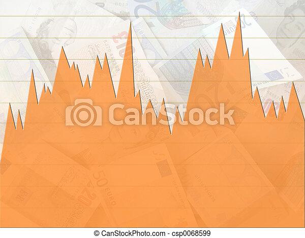 Money graph - csp0068599