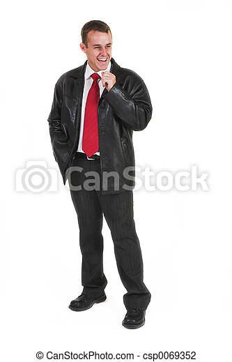 Business man #3 - csp0069352
