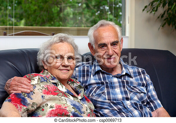 Grandparents - csp0069713