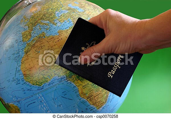 Passport for Travel - csp0070258