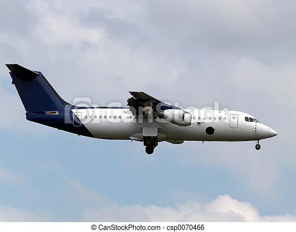 Aeroplane - csp0070466