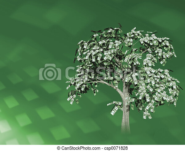 money tree - csp0071828