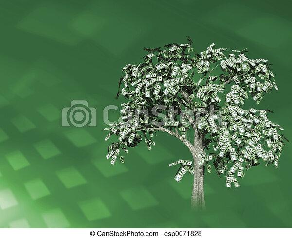 money tree - csp0071828