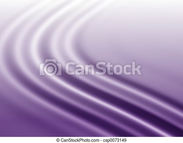 Purple silk - csp0073149