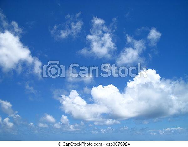 Drifting Clouds - csp0073924