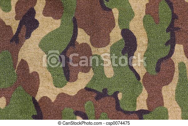 Camouflage - csp0074475