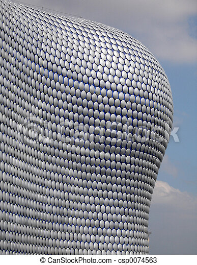 Abstract of modern architecture - csp0074563