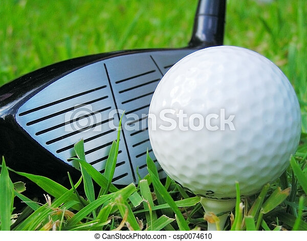 Golf - csp0074610