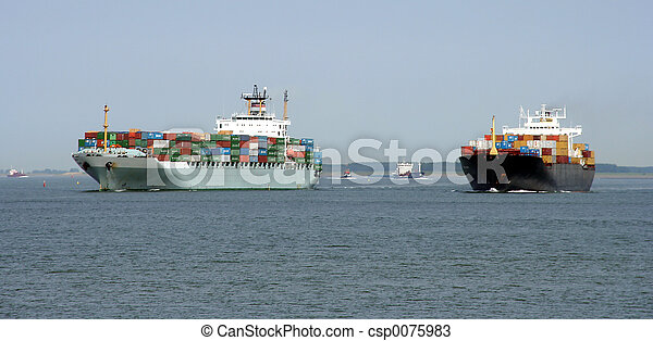 container vessels - csp0075983