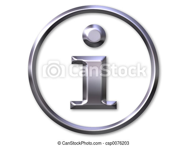 Information symbol - csp0076203