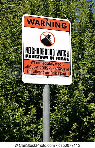 neighborhood watch - csp0077113