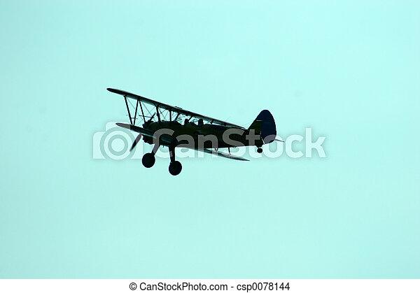 The Plane, The Plane - csp0078144