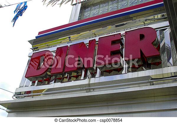 Diner - csp0078854