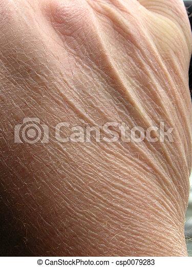 ageing skin - csp0079283